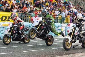 Chặng thứ Hai Giải đua xe Mô tô toàn quốc Cúp vô địch quốc gia năm 2018: Honda Việt Nam mang giải đua trở lại với khán giả Cần Thơ