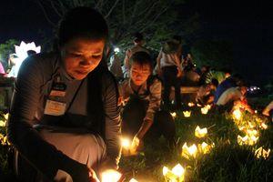 Lễ hội hoa đăng Cầu quốc thái dân an