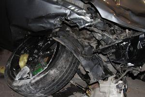 Vụ xe 'điên' tông liên hoàn tại Biên Hòa: Tài xế ra trình diện