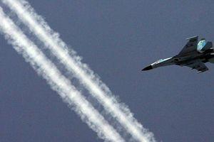 Chiến đấu cơ Su-27 của Nga bị 'tố' áp sát máy bay quân sự Mỹ