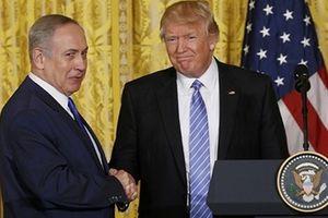 Tổng thống Mỹ Trump đến thăm Jerusalem khảo sát địa điểm mở Đại sứ quán