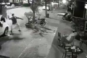 Khẩn trương điều tra vụ dùng gạch, đá phá hoại quán cà phê