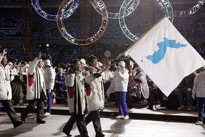 Thể thao Hàn Quốc và Triều Tiên hợp nhất, thi đấu chung màu cờ ở ASIAD