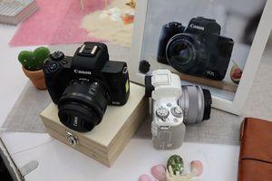 Canon ra mắt máy ảnh EOS M50 cùng bộ đôi giá rẻ EOS 1500D và EOS 3000D