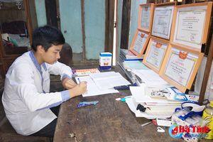 Vượt lên bất hạnh, nam sinh Hương Khê giành giải nhì môn Hóa học toàn tỉnh