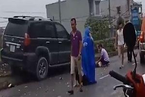 Vụ xe ô tô tông 3 người ở Nam Định: Gia đình nạn nhân tha thứ cho lái xe