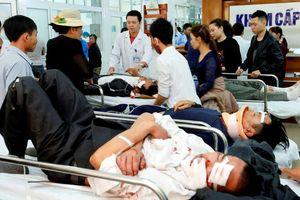 Hà Nội: Gần 900 người cấp cứu vì tai nạn trong dịp nghỉ lễ