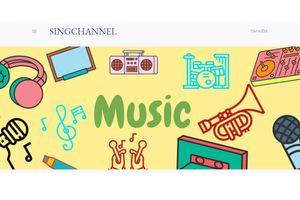 Có gì ở kênh Sing Chanel dành cho thiếu nhi?