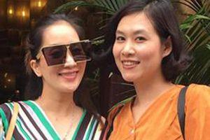 Hóa ra Nguyệt 'thảo mai' lại là bạn thân 25 năm của Khánh Thi