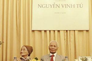 Nhà văn Nguyễn Vinh Tú: Vượt lên tuổi tác