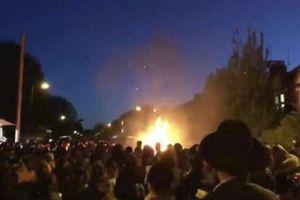 Nổ lớn tại Anh, 30 người bị thương