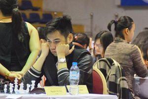 Trần Tuấn Minh lần thứ hai liên tiếp vô địch Giải Cờ vua toàn quốc