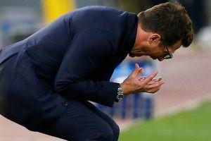 Mất 2 quả phạt đền, AS Roma nổi điên với trọng tài