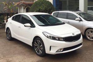 Chốt giá mềm hơn Toyota Vios, Kia Cerato trở thành sedan cỡ C rẻ nhất Việt Nam