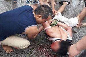 Hưng Yên: Nghi bắt cóc bé 9 tuổi, người đàn ông bị cả làng đánh bầm dập