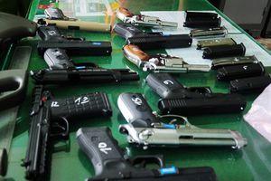 Khởi tố một cán bộ công an đột nhập kho vũ khí lấy trộm nhiều khẩu súng