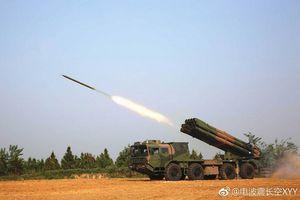 Bất ngờ khi Trung quốc cũng bắn pháo theo cách 'kẹp nòng'