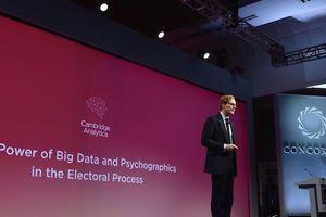 Cambridge Analytica tuyên bố ngừng hoạt động sau cáo buộc sử dụng dữ liệu người dùng Facebook