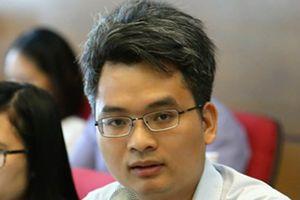 Viện Toán học bổ nhiệm Giáo sư trẻ nhất Việt Nam