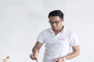Đam mê nấu nướng đưa chàng kỹ sư đến khởi nghiệp bếp ăn trực tuyến