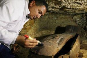 Phát hiện nghĩa trang cổ đại, mở ra khám phá mới ở Ai Cập