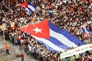 Kinh tế Cuba tiếp bước trên con đường phát triển
