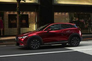 Mazda CX-3 2019 sắp ra mắt, giá từ 464 triệu đồng