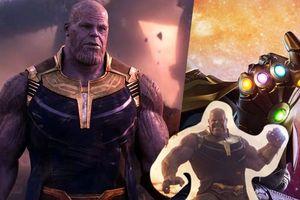 Thanos thu thập đá Vô Cực, người xem thu nhặt sạn vô biên trong 'Avengers: Infinity War'