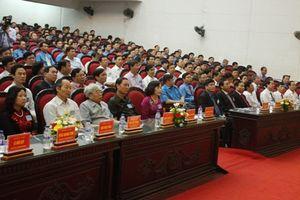 LĐLĐ tỉnh Ninh Bình: Khai mạc Đại hội đại biểu CĐ tỉnh lần thứ XV, nhiệm kỳ 2018 - 2023