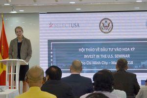 Tổng Lãnh sự quán Hoa Kỳ phối hợp tổ chức hội thảo 'Đầu tư vào Hoa Kỳ'