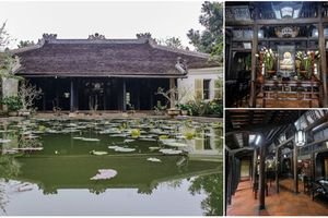 Xem đại gia Việt dốc tiền xây nhà vườn hoài cổ, đẹp mê ly