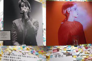 SM chính thức đóng cửa khu tưởng niệm JongHyun (SHINee) tại SM Coex Artium