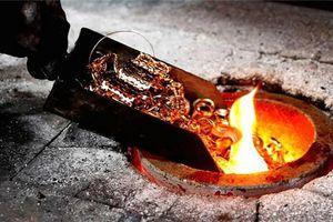 Nhu cầu vàng chạm quý thấp nhất kể từ khủng hoảng tài chính