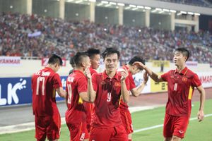 Tỉ lệ đối đầu của ĐT Việt Nam với các đội cùng bảng như thế nào?