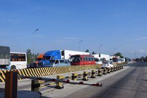 Tổng cục Đường bộ Việt Nam đề nghị sớm lặp lại trật tự tại trạm BOT Ninh Lộc