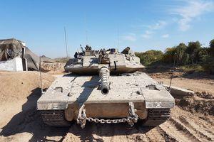 Merkava, xe tăng mạnh nhất Trung Đông của Israel