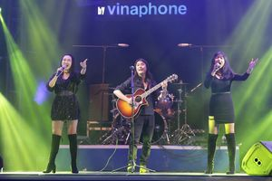 3 nhân tố miền Trung tranh giải quán quân 'The Band by VinaPhone'