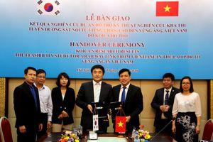 Kết quả nghiên cứu tuyến đường sắt Viêng Chăn - Vũng Áng