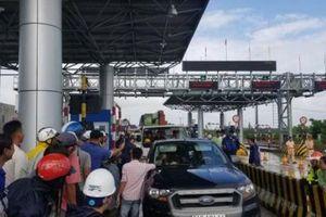 Nguyên nhân dân xô xát tại trạm BOT Ninh Lộc