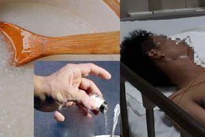 Tạm giữ kẻ pha thuốc diệt chuột vào cháo đầu độc 3 người ở Yên Bái