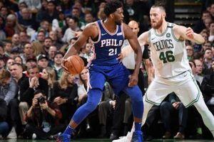 Ngược dòng thần kỳ, Boston Celtics thắng kịch tính Philadelphia 76ers