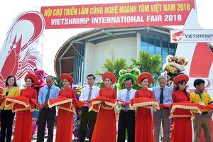 Hội chợ Triển lãm Công nghệ ngành tôm lần thứ 2 ở Bạc Liêu