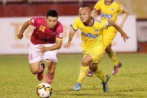 Trực tiếp bóng đá trận FLC Thanh Hóa vs Sài Gòn FC 17h hôm nay 4/5