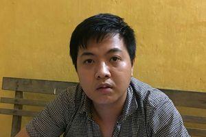 Hà Tĩnh: Siêu 'đạo chích' đi taxi trộm cắp tài sản.