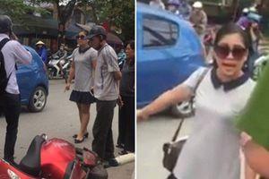 Nữ tài xế gây bức xúc khi tuyên bố 'con người không quan trọng'