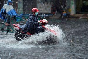 Dự báo thời tiết 4/5: Bắc Bộ mưa to ở nhiều nơi, Hà Nội mưa rào, một số nơi có dông to