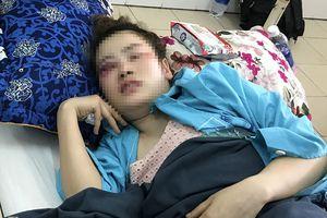 Cô gái bị đánh trong quán bánh xèo ở Đà Nẵng gửi đơn bãi nại