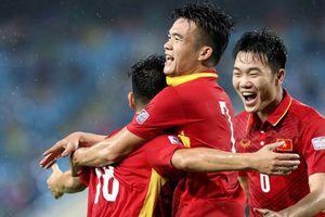 Bốc thăm VCK Asian Cup 2019: Việt Nam có cuộc đối đầu duyên nợ với Thái Lan?