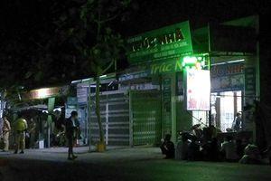 Truy bắt nhóm thanh niên chém 2 người thương vong tại tiệm may