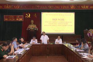 Thanh Trì xây dựng tổ chức đảng trong sạch vững mạnh
